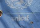 L'UNICEF dice che un terzo dei bambini al di sotto dei 5 anni nel mondo non viene nutrito in modo adeguato