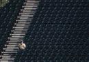 Il baseball ha un problema di stadi vuoti