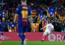 Il Barcellona è contrario alla condanna dei leader indipendentisti catalani