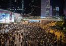 Uno dei leader delle proteste per la democrazia a Hong Kong è stato picchiato e ricoverato in ospedale