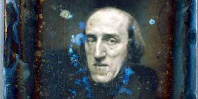 Chi era Joseph Antoine Ferdinand Plateau