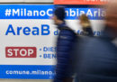 Dal primo ottobre l'Area B di Milano è vietata anche ai veicoli diesel Euro 4