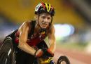 L'atleta paralimpica belga Marieke Vervoort è morta martedì facendo ricorso all'eutanasia