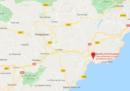 Un uomo che si era chiuso nel museo archeologico di Saint-Raphael, nel sud della Francia, è stato arrestato dalla polizia