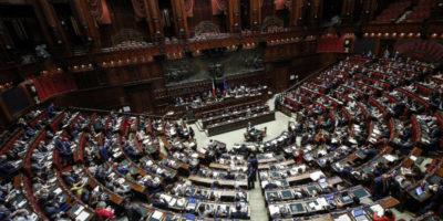 Il taglio del numero dei parlamentari sta arrivando