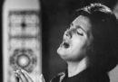 Amália Rodrigues voleva farci piangere