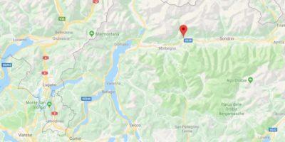 È morta una seconda persona per l'incidente di ieri in provincia di Sondrio, in cui un carico di assi di legno aveva colpito un'automobile