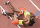 Le migliori foto dei Mondiali di Atletica