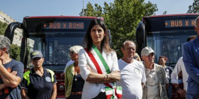 Quanti autobus servono a Roma?