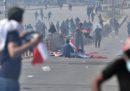 Due persone sono state uccise durante le proteste antigovernative di oggi a Baghdad