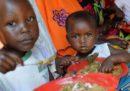 Il numero di bambini che soffrono la fame è tornato ad aumentare