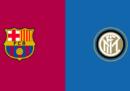 Barcellona-Inter in diretta TV e in streaming