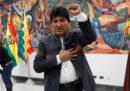 Evo Morales è stato rieletto presidente in Bolivia