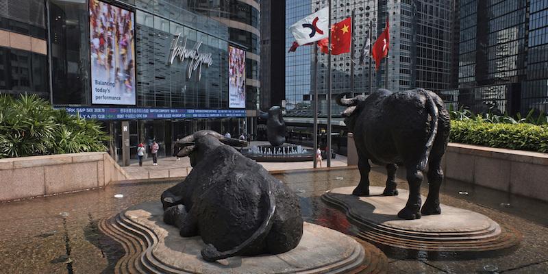 prezzo favorevole bene rivenditore di vendita La società che controlla la borsa di Hong Kong ha rinunciato ...
