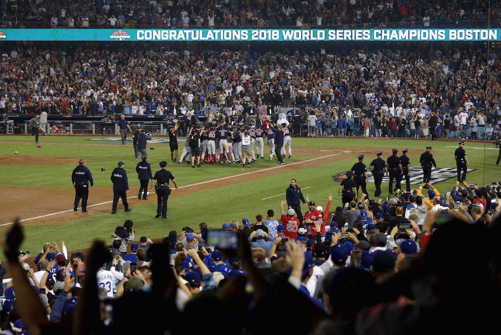 World Series 2018
