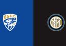 Brescia-Inter in diretta TV e in streaming
