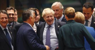 Il nuovo accordo su Brexit