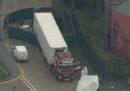 Ci sono cinque arrestati per il caso del camion in cui sono stati trovati 39 morti in Inghilterra