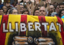 Le condanne ai leader indipendentisti catalani