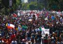 Il Cile cerca di fermare le proteste