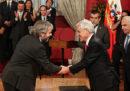 Il presidente del Cile ha cambiato otto ministri del suo governo