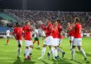 Il presidente della Federcalcio bulgara si è dimesso dopo i cori razzisti dei tifosi contro l'Inghilterra