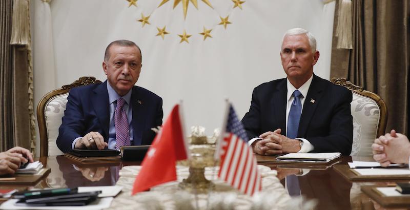 La Turchia ha accettato una tregua in Siria