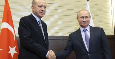 La Russia aiuterà la Turchia a mandare via i curdi dal nordest della Siria