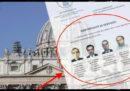 In Vaticano è in corso un'indagine su alcune operazioni finanziarie della Segreteria di Stato, scrive l'Espresso