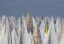 Le foto della Barcolana, ancora la regata più affollata al mondo
