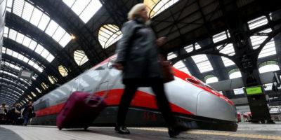 10 libri che si leggono in treno tra Roma e Milano