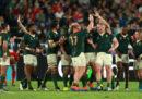 La finale della Coppa del Mondo di rugby sarà Inghilterra-Sudafrica