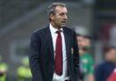 Il Milan ha esonerato Marco Giampaolo