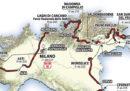 Le tappe del prossimo Giro d'Italia