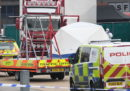 I 39 corpi trovati in un camion a Grays, vicino a Londra