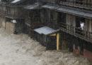 Il tifone Hagibis è arrivato in Giappone