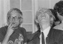Hockney & Warhol
