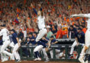 Gli Houston Astros giocheranno le World Series contro i Washington Nationals