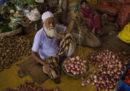 L'India ha bloccato l'esportazione delle cipolle
