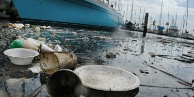 Non tutta la plastica negli oceani resta lì per sempre