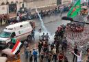 Ci sono stati molti morti nelle proteste in Iraq