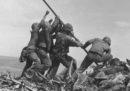 La foto di Iwo Jima, 75 anni fa
