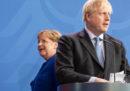 Un accordo su Brexit sarebbe essenzialmente impossibile, scrivono alcuni giornali britannici dopo una telefonata avvenuta questa mattina tra Johnson e Merkel