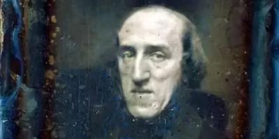 Joseph Antoine Ferdinand Plateau e l'invenzione del fenachistoscopio