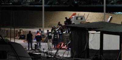 Il naufragio di migranti al largo di Lampedusa