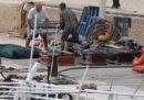 Sono stati recuperati i corpi di 7 persone dal relitto della barca affondata il 7 ottobre vicino a Lampedusa