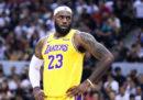 Il campione di basket NBA LeBron James ha criticato il dirigente degli Houston Rockets che aveva appoggiato le proteste di Hong Kong