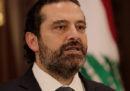 Il primo ministro libanese Saad Hariri ha annunciato le sue dimissioni