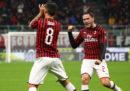 I risultati della decima giornata di Serie A