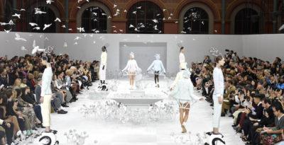 A Parigi la moda sta cambiando
